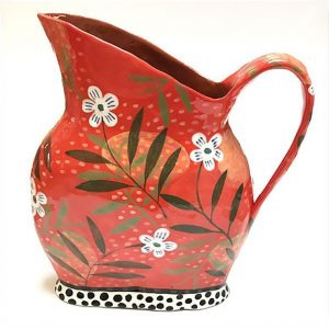 Pitcher by Nancy Gardner
