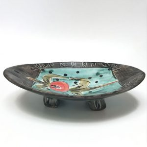 Olive Dish by Posey Bacopoulos