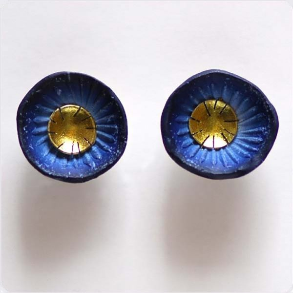 Shell Earrings by Ford & Forlano