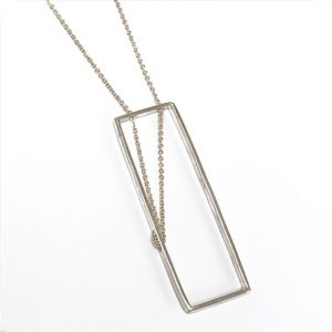 Sterling Silver Necklace by Vanessa Gade