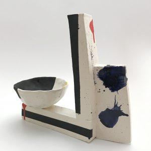 Sculptural Salt Dish